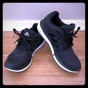 🖤Adidas Cloudfoam Black Sneakers!